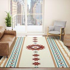 #Mud #Cloth #Blue #Red #Rug #tribal #homedecor #geometric #pattern #livingroom #interiordesign @society6