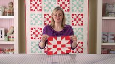 Sister's Choice Quilt Block Pattern - Classic & Vintage Series - Fat Quarter Shop #quilt #blocks
