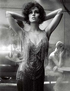 flapper dress #beading #katyperry