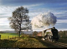 RailPictures.Net Photo: 60009 Severn Valley Railway Steam 4-6-2 at Bewdley, Worcestershire, United Kingdom by Steve Armitage