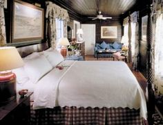 The Carlyle Room in the Carriage House at Goodstone Inn & Restaurant. Simply gorgeous!