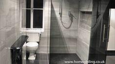 Luxurious wet room