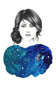 Beautiful Portraits by Amanda Mocci | Abduzeedo Design Inspiration