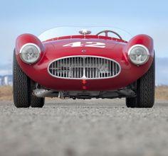 """carversed: """"Maserati A6GCS/53 Spyder by Fantuzzi """""""