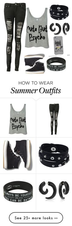 """For @kirra-1994"" by lawlorffsweetheart on Polyvore featuring Bling Jewelry, Boohoo and Keds"