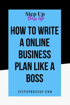 You need to write a business plan for whatever type of business you're starting. Use these 9 steps to write a business plan like a pro. Online Business Plan, Creating A Business Plan, Business Plan Template, Starting A Business, Business Planner, Business Tips, Business Quotes, Planner Online