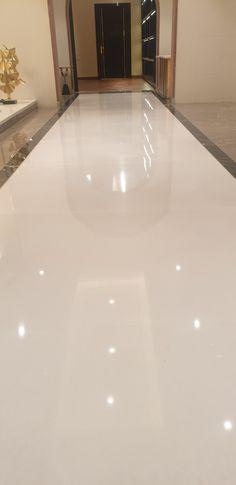 White Marble Floor Marble Floor, White Marble, Bathtub, Flooring, Bathroom, Bath Room, Bath Tub, Bathtubs, Full Bath