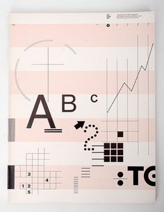 1979 cover of Typografische Monatsblätter, designed by Willi Kunz