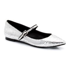 Ballerines MADEMOISELLE R Mademoiselle, Slippers, Loafers, Flats, Shoes, Style, Glitter, Fashion, Womens Fashion