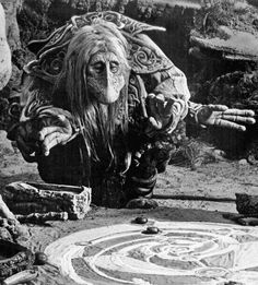 So mystical, loved growing up with these beautiful fantasies, the dark crystal.
