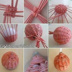 1 million+ Stunning Free Images to Use Anywhere Paper Weaving, Weaving Art, Weaving Patterns, Newspaper Basket, Newspaper Crafts, Willow Weaving, Basket Weaving, Diy Paper, Paper Crafting