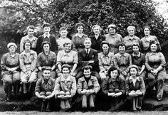 Darlington, Whessoe women war workers