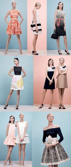 Vintage dresses - Paule Ka