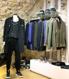 Boutique de #mode pour #hommes #CLVII #streetwear