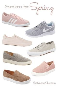 The best sneakers for spring, spring style, casual style, mom style, neautrals, pastels