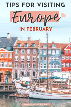 Travel Tips for February Europe travel destinations in February Travel Through Europe, Europe Travel Guide, Europe Destinations, Cool Places To Visit, Places To Travel, Winter Travel, Winter Europe, Travel Inspiration, Travel Ideas