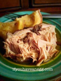 Honey Balsamic Pork - 5 Weight Watchers Smart Points per serving