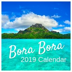 Imagine seeing Bora Bora in every month next year! With the release of the 2019 Bora Bora calendar you can enjoy the ambiance of the world's most exquisite white-sand beaches and turquoise lagoon, all year. Romantic Evening, Most Romantic, Bora Bora Photos, Planning And Organizing, 2019 Calendar, White Sand Beach, Best Location, Beaches, Turquoise