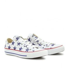 Converse Chuck Taylor All Star Low ($106) ❤ liked on Polyvore