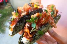 Sushi And Tacos Join Forces At Norigami Tacos