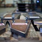 #Plasma #Cutting #Melbourne Steel Suppliers, Plasma Cutting, Steel Plate, Picnic Table, Chevrolet Logo, Melbourne, Home Decor, Decoration Home, Room Decor