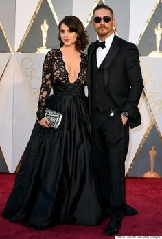 Oscars 2016: Tom Hardy Has Us In Full Swoon As He Hits Academy Awards Red Carpet (PICS)