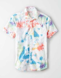 New Arrival for Men Funky Shirts, Casual Shirts For Men, Colorful Shirts, Fall Shirts, Summer Shirts, Short Sleeve Button Up, Button Up Shirts, Shirt Dress Pattern, Dress Shirt