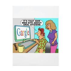 DISCOVER DENTISTS® Gargle http://DiscoverDentists.com