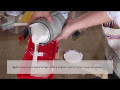 Cómo pintar puertas sin lijar - YouTube