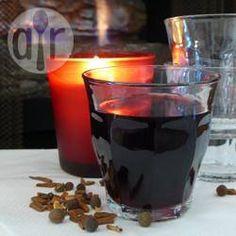 Grzane wino z rodzynkami i pomarańczą @ allrecipes.pl