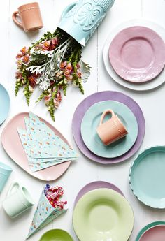 Colorful Ceramics HW15 collection