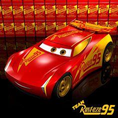 Lightning Mcqueen Power Wheels, Cars 3 Characters, Disney Cars Movie, Car Themed Bedrooms, Jurassic Park World, Car Memes, Game Character Design, Batmobile, Le Mans