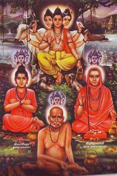 Shri Dattatreya Lineage of Avatars