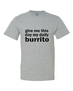 Daily Burrito Women's Shirt