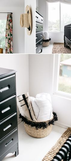 guest room makeover: the complete look.
