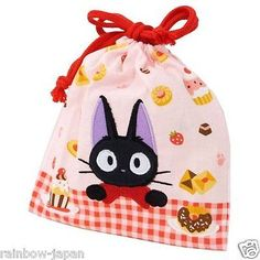 Kiki's Delivery Service Cup bag For School supply Studio Ghibli Japan