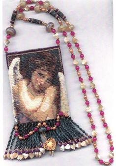 Angel Hugs Amulet Bag by seesbeyond on Etsy
