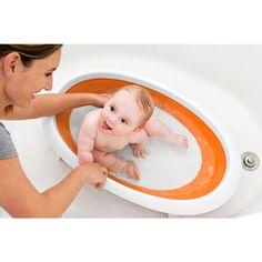 Naked Collapsible Baby Bathtub