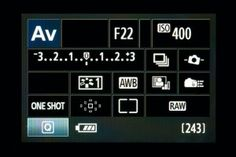 Canon Tutorials: 24 DSLR tips for getting more from your EOS camera - aperture 2