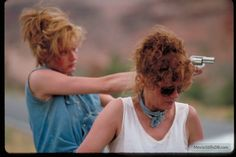 Thelma And Louise - Publicity still of Susan Sarandon & Geena Davis. The image measures 3072 * 2048 pixels and was added on 12 September Two Best Friends, Real Friends, Thelma Y Louise, Crime, 1990s Films, Geena Davis, Sigourney Weaver, Ridley Scott, Susan Sarandon