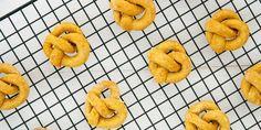 Sweet Potato Pretzel Dog Treat - I Quit Sugar
