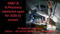 D. Pharma College In Delhi - Jhankar College - Online Admissions OPEN College Campus, Online College, D Pharmacy, Diploma Courses, Medical Laboratory, Things Under A Microscope, Employment Opportunities, Chemist, Counseling