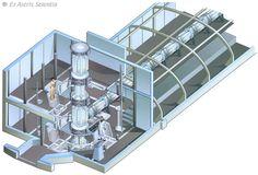 "USS ENTERPRISE REFIT Engine room - ""Star Trek The Motion Picture"""