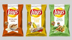 Someone Please Explain Why these Latino Lay's Flavors Don't Exist Yet
