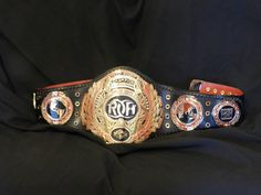 Ring Of Honor Word Championship