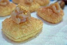 Biscotti veloci alla crema di castagne