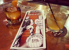 Blaum Bros Distillery in Galena, IL. #drinks#happyhour#gin#bourbon#cocktails#fun