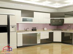 Hình ảnh tủ bếp hiện đại