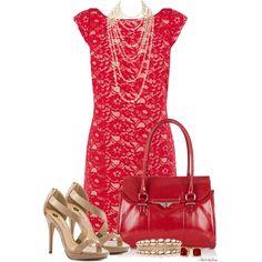 Hot Lace - Oasis Dress