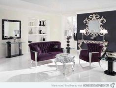 15 Baroque Designed Living Rooms